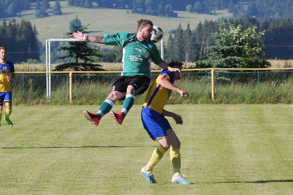 Finále Letného pohára 2020 medzi Lipt. Kokavou a Dúbravou sa rozhodlo až v pokutových kopoch.