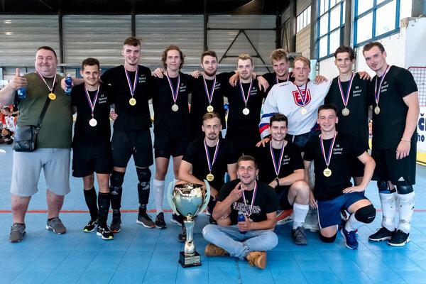 Mužstvo Speed Lams vyhralo turnaj kategórie U23.