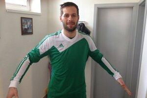 Michal Purdek opúšťa Hriňovú po 8 rokoch.
