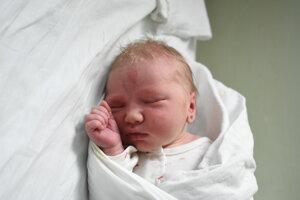 Miriam Talová (3040 g, 50 cm) sa narodila 1. júla Zuzane a Martinovi z Považskej Bystrice.