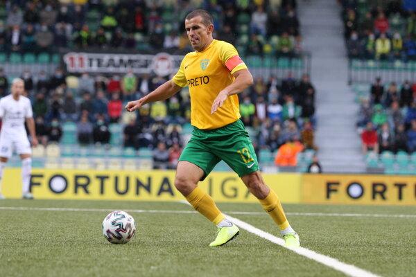 Viktor Pečovský odohral posledný zápas vo Fortuna lige.