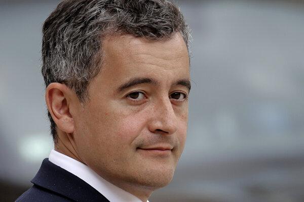Francúzsky minister vnútra Gérald Darmanin
