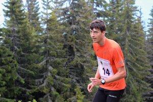Žilinčan Andrej Paulen opäť vylepšil traťový rekord.