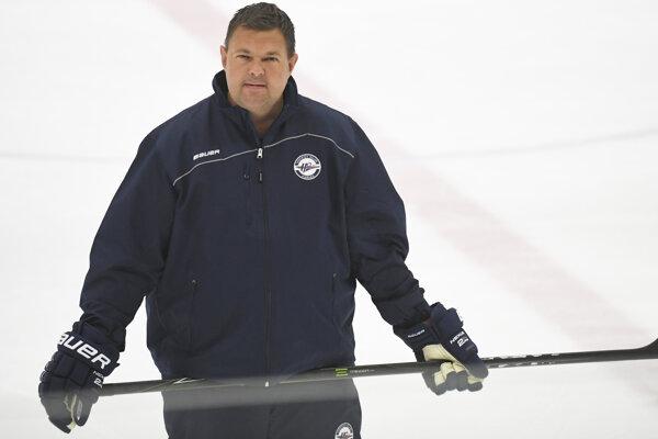 Jan Šťastný bude aj trénerom HC Košice.