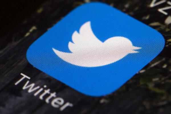 Logo spoločnosti Twitter