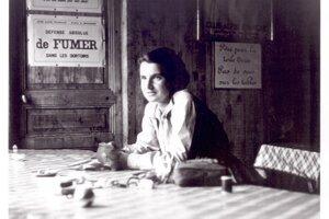 Rosalind Franklinová milovala turistiku a Francúzsko. Na snímke na výlete v Alpách.