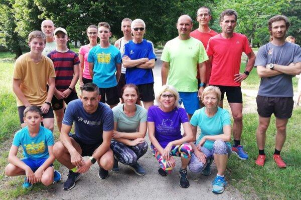 Topoľčianski bežci.