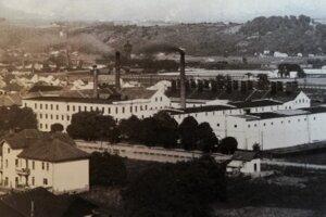 Továreň na výrobu kávy v Košiciach.