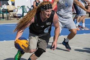Na Terase si zmeria sily 27 tímov v trojkovom basketbale.