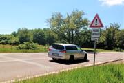 Nezvyčajné dopravné značenie upozorňuje šoférov pri Strede nad Bodrogom už druhý rok.
