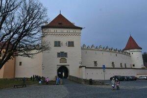 Kežmarský hrad, sídlo múzea.