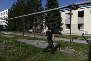 Požiar v domove dôchodcov v obci Zemianske Kostoľany si vyžiadal dve obete.