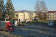 Rekonštrukcia zdravotného strediska v Zborove.