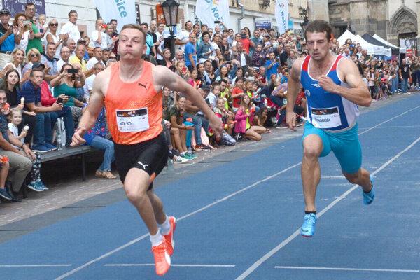 Ján Volko (vľavo) sa zúčastní aj 5. ročníka Jump Festu.