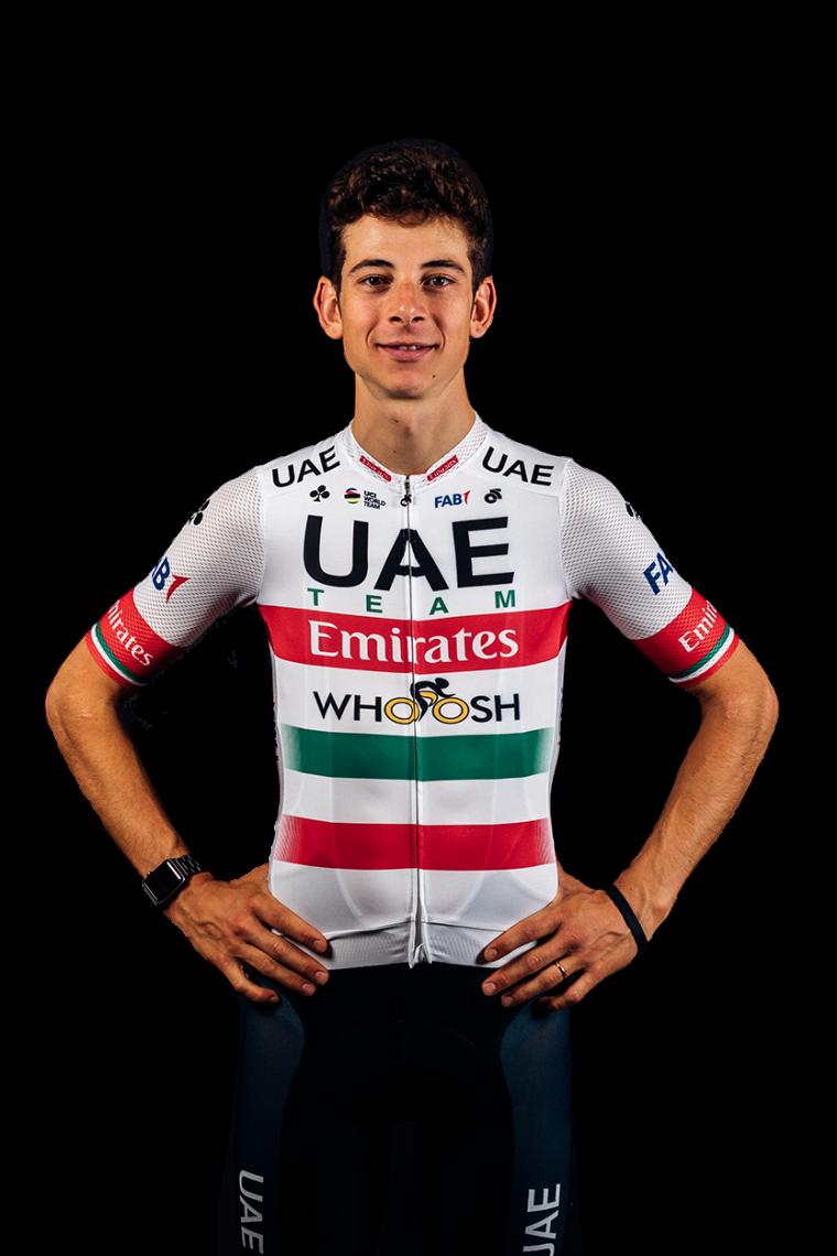 Davide Formolo, cyklista, tím UAE Team Emirates