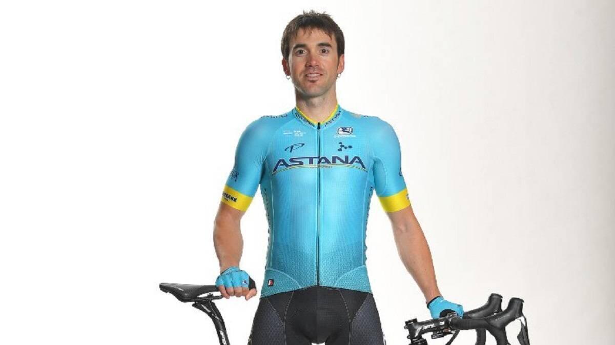 Ion Izagirre, cyklista, tím Astana Pro Team