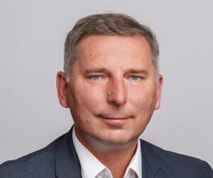Generálny riaditeľ košickej univerzitnej nemocnice Vladimír Grešš.