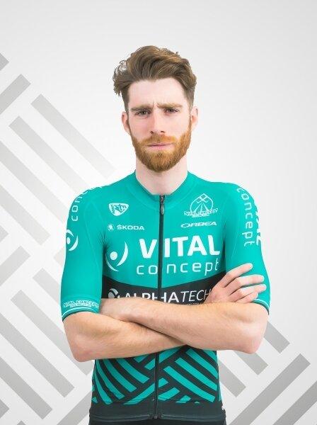 Quentin Pacher, cyklista, tím B&B Hotels - Vital Concept p/b KTM