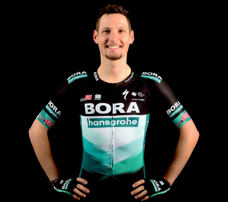 Lukas Pöstlberger, cyklista, tím Bora-Hansgrohe