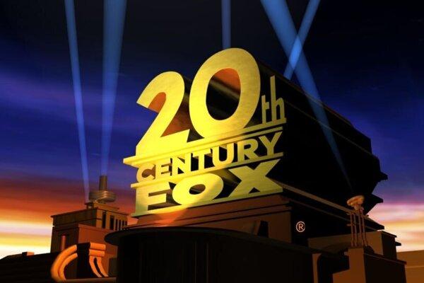 Pôvodné logo 20th Century Fox.