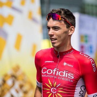 Christophe Laporte, cyklista, tím Cofidis, Solutions Crédits
