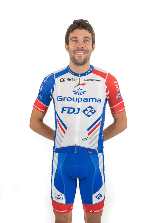 Thibaut Pinot, cyklista, tím Groupama FDJ