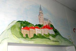 Kremnica, mesto, kde sa razili a dodnes razia mince.