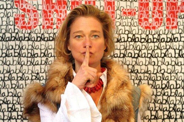 Delphine Boël (1968) je belgická umelkyňa, ktorá je nedávno uznanou dcérou bývalého belgického kráľa.