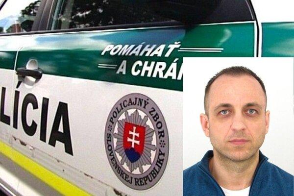 Polícia pátra po 42 ročnom Martinovi Sádeckom z Nových Zámkov.