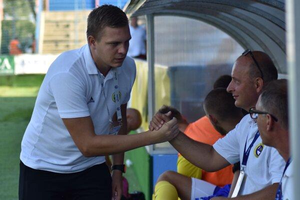 Ľuboš Benkovský sa opäť vracia do Michaloviec. Tentoraz už ako tréner Zlatých Moraviec.