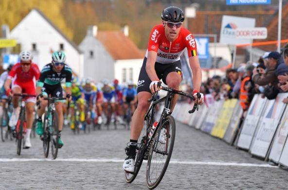 Frederik Frison, cyklista, tím Lotto Soudal