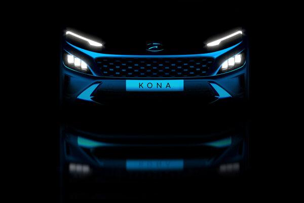Hyundai Kona dostane čoskoro facelift.