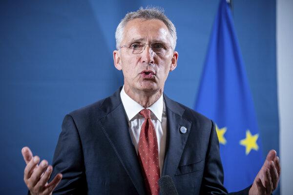 Šéf NATO potvrdil účasť na bratislavskom fóre GLOBSEC