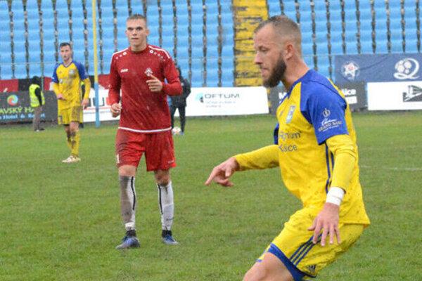 O jediný gól Košíc sa postaral František Pavúk.