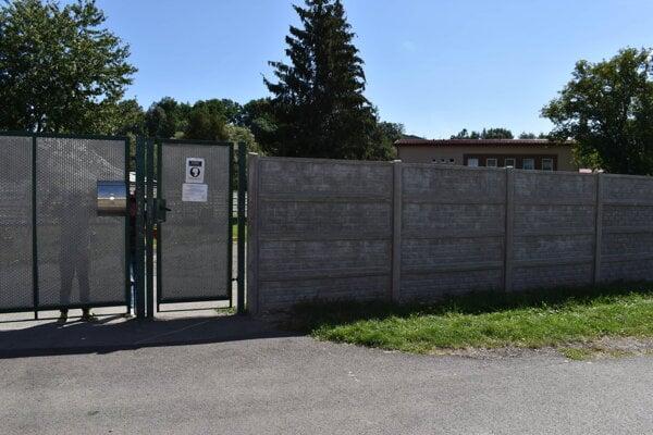 Centrum pre deti a rodiny v Medzilaborciach.