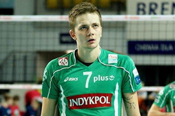 Lukasz Szarek je poľský univerzál s bohatými skúsenosťami aj z Grécka či Nemecka.