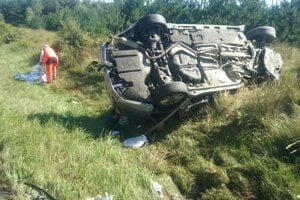 Tragická nehoda si vyžiadala jeden život.