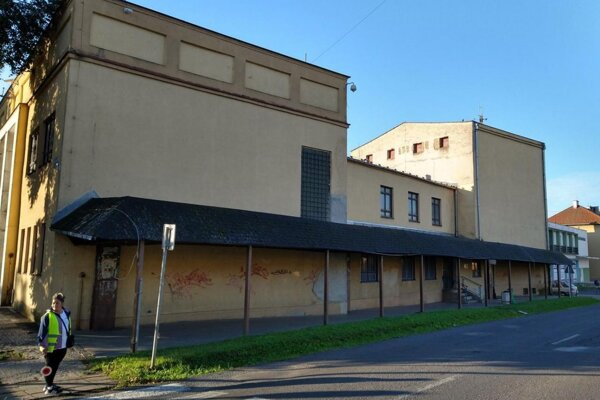 Kultúrny dom v Poltári.