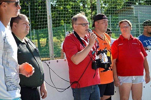 Stanovenie rekordu potvrdil Igor Svitok z organizácie Slovenské rekordy.