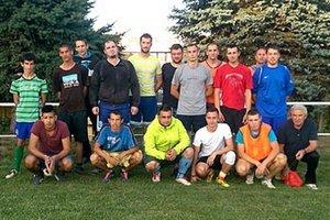 V takejto zostave trénovali beladickí muži v piatok.
