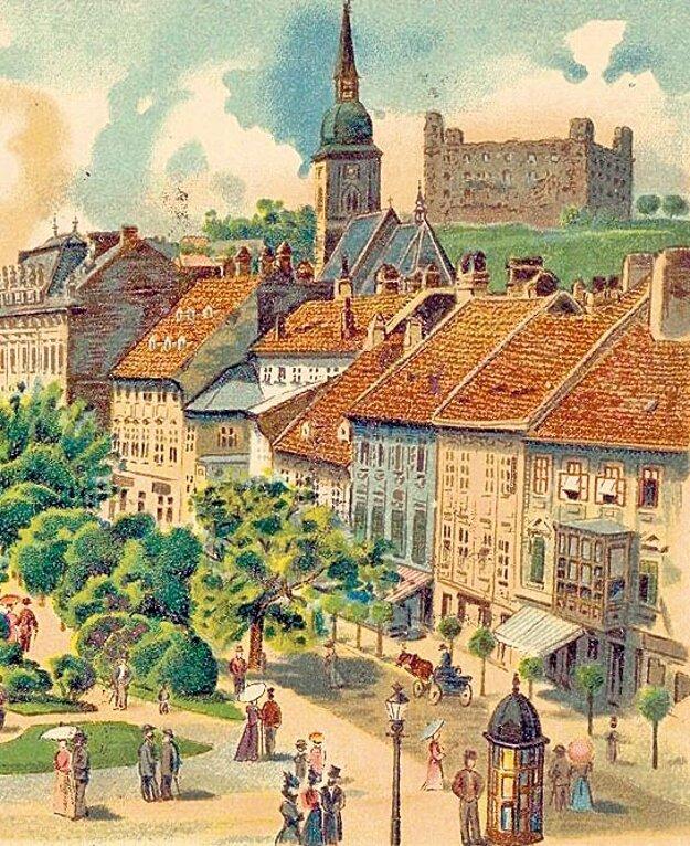 V roku 1871 sa do domu na prešporskej promenáde (dnešné Hviezdoslavovo námestie 25) presťahovala najstaršia pekáreň, založená rodinou Scheuermannovcov už v roku 1836. Na prízemí bola cukráreň, vo dvore pekáreň. Pracovať prestala počas prvej svetovej vojny pre nedostatok surovín.