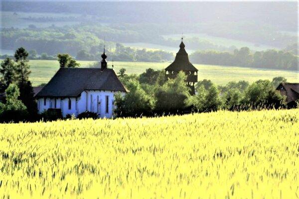 ilustračné foto - kostol sv. Juraja v Starej Haliči
