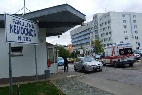 Nitrianska nemocnica čelí ďalšej žalobe. Už je poistená.