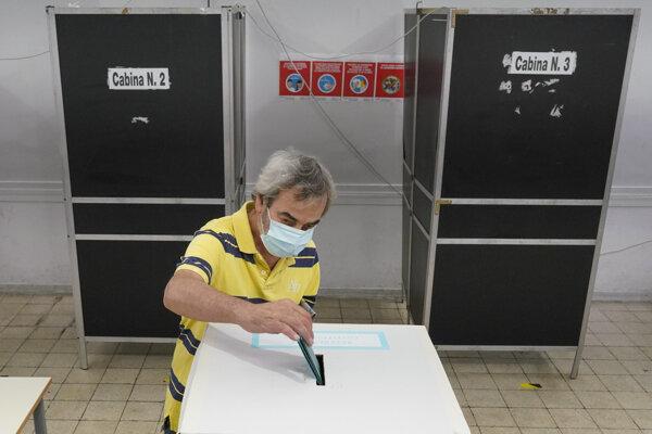 V siedmich regiónoch Talianska sa odohrávajú komunálne voľby.
