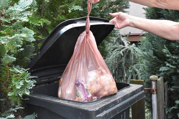 Váženie odpadu by v budúcnosti mohlo znížiť poplatok.