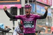 Peter Sagan zabojuje o cyklámenový dres na Giro d'Italia 2020 pre víťaza bodovacej súťaže. Tú vlani vyhral jeho nemecký kolega Pascal Ackermann.