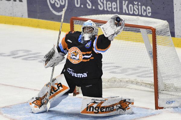 Brankár Filip Surák sa tesne pred začiatkom sezóny zranil.