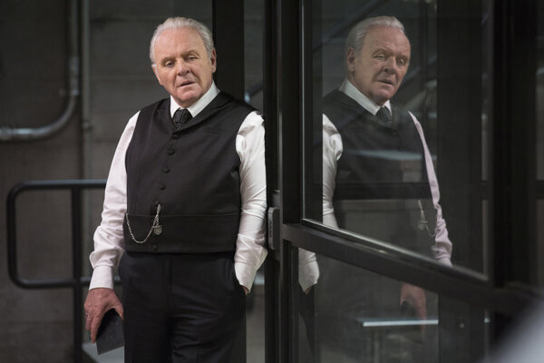 Anthony Hopkins.