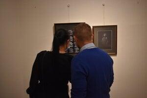 V Prešove otvorili výstavu svetoznámeho fotografa Jana Saudka.