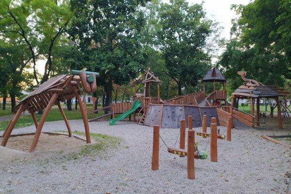 Mesto pripravuje modernizáciu viacerých detských ihrísk.